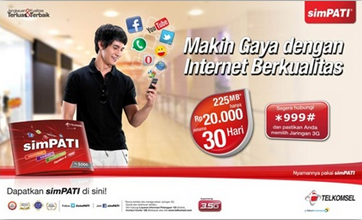 Paket internet telkomsel unlimited