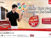 Cepat dan Tak Terbatas, Paket Internet Telkomsel Unlimited Solusinya!