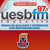 Rádio UESB FM da Cidade de Vitória da Conquista ao vivo