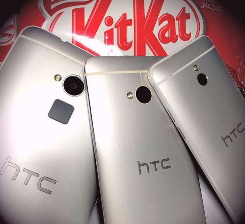 Aggiornamento KitKat iniziato per Htc One Max e One Mini