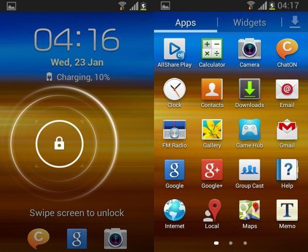 Actualizar Samsung Galaxy S2 I9100/I777/I727/I9100G/T989 A Android