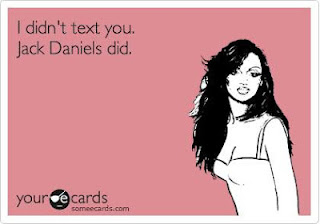 some ecard drunk texting
