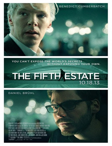 Ver El quinto poder (The Fifth Estate) (2013) Online