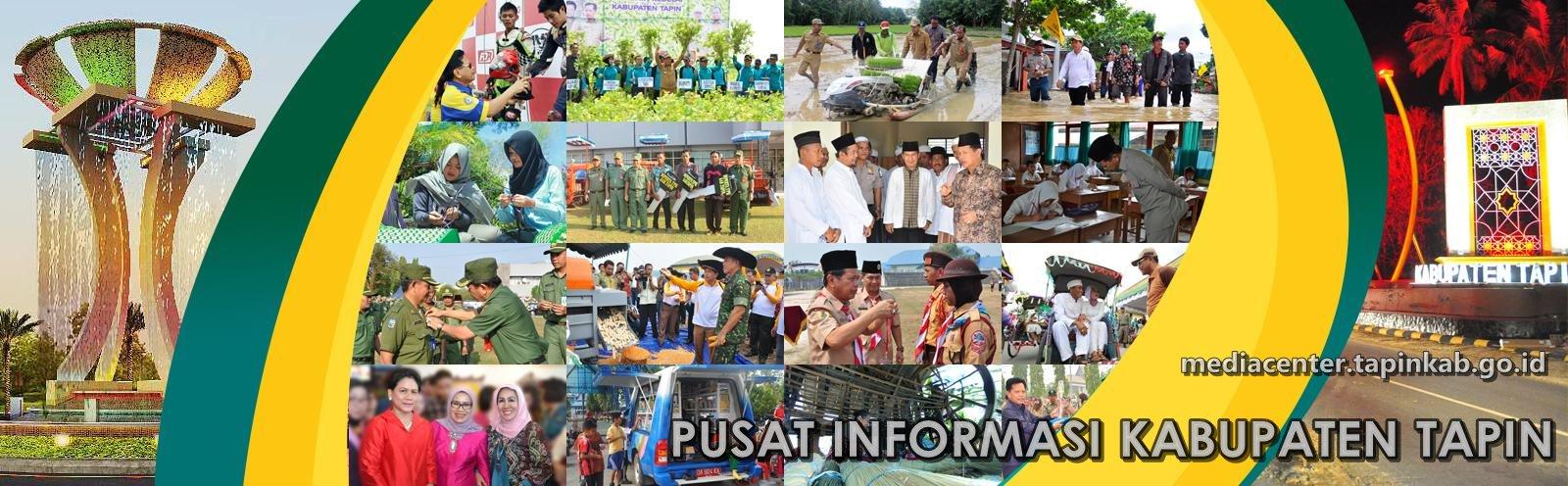 Media Center Tapin | Info Tapin | Pusat Informasi Kab. Tapin Kalsel