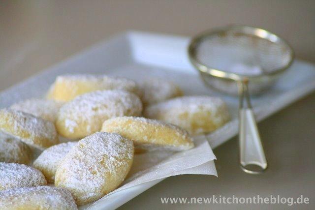 Ricciarelli - aka Vapiano-Kekse selber machen