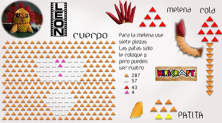 Patrones de origami en 3D - Imagui