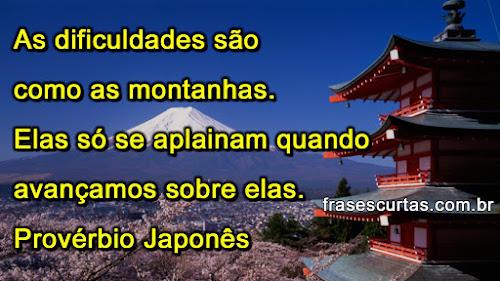 Frases e Provérbios Japoneses