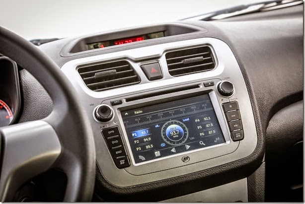 novo Lifan 530 Talent carros novos mais baratos