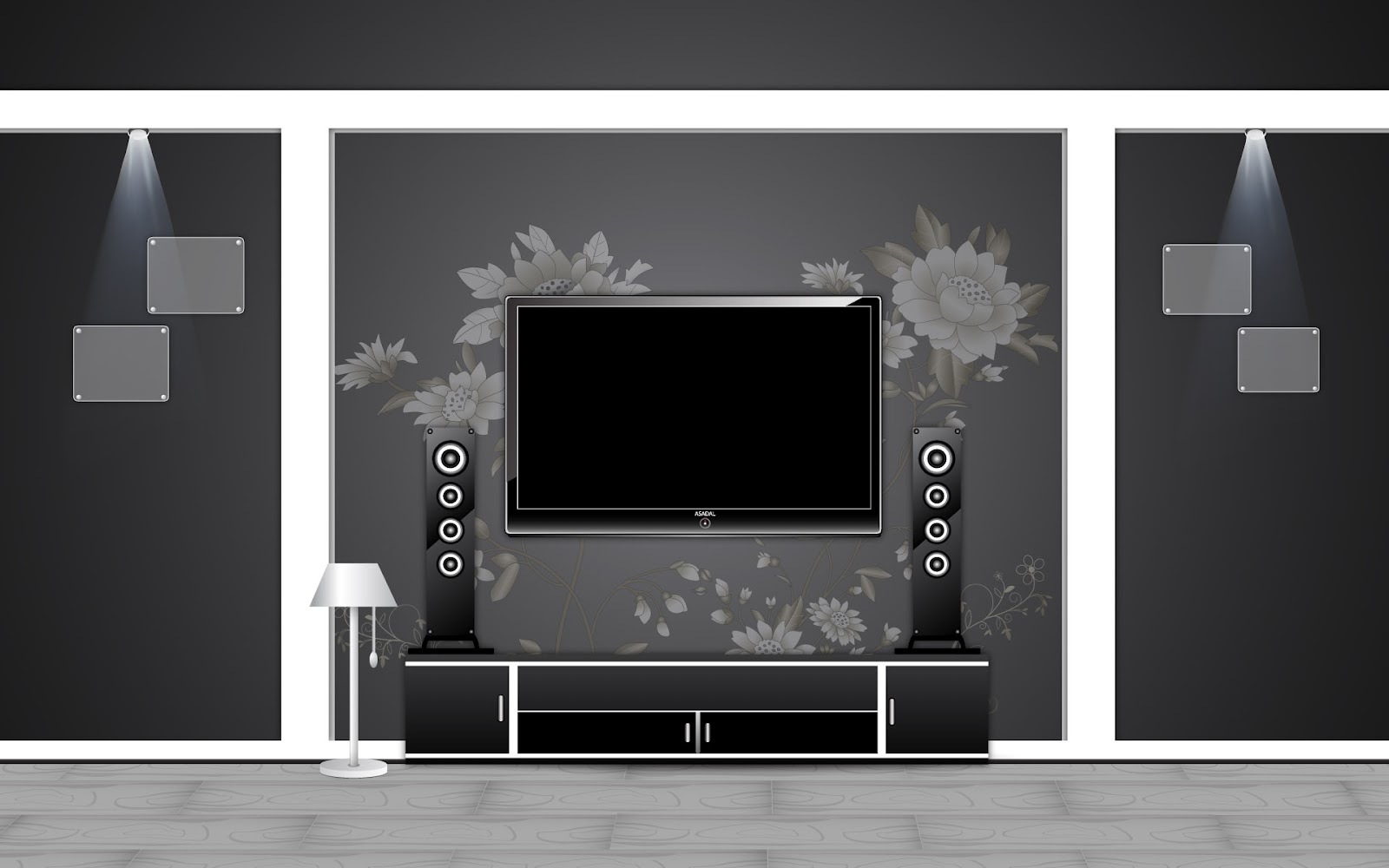 Wallpaper collection for your computer and mobile phones home theatre furniture and interior - Home theater furniture ideas ...