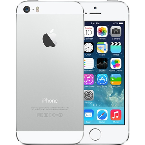 iphone 5s silver 16 gb