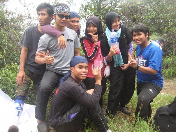 campus style, kinabalu, mendaki gunung, hiking, frenz forever, friends, yakin diri, most love, Gunung Bubu di Perak