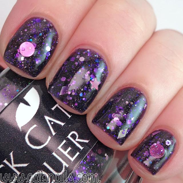 Black Cat Lacquer-Aquarius