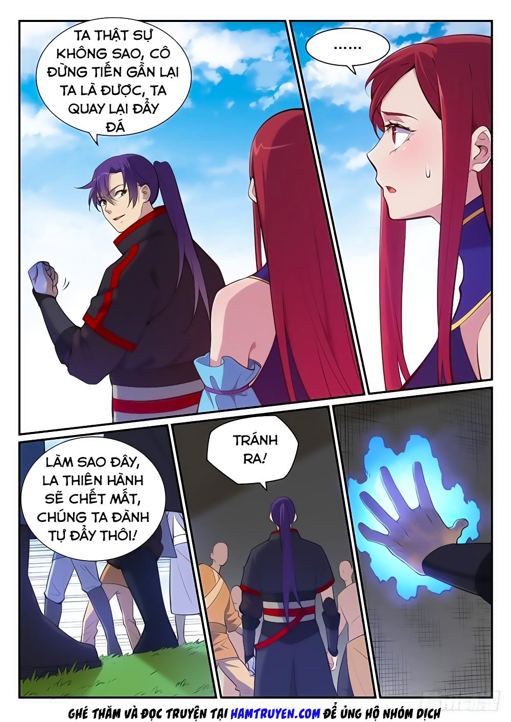 Bách Luyện Thành Thần Chap 402 Trang 6