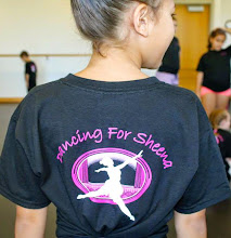 Dancing For Sheena 10/12/14