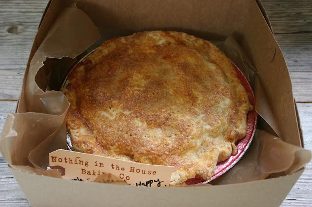 Pie in a box