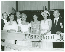 Original Disneyland Hotel 1956 Opening Day