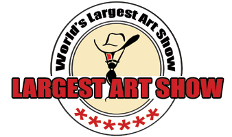 Largest Art Show by Artist SinGh