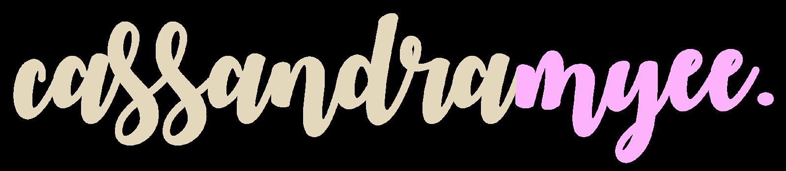 CassandraMyee | NZ Beauty Blog