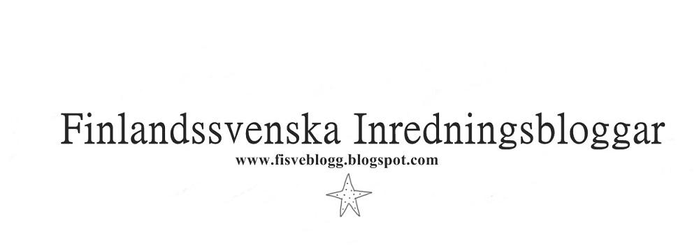 Finlandssvenska inredningsbloggar
