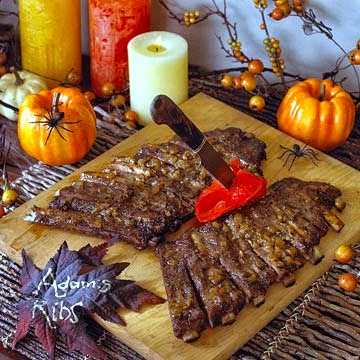25 Spooky Halloween Party Foods