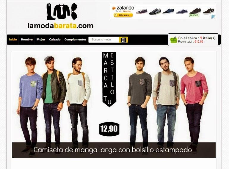 www.lamodabarata.com
