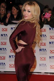 Jorgie Porter Velvet Dress