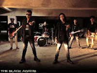 Band Indie Kota Medan - The Black Adams