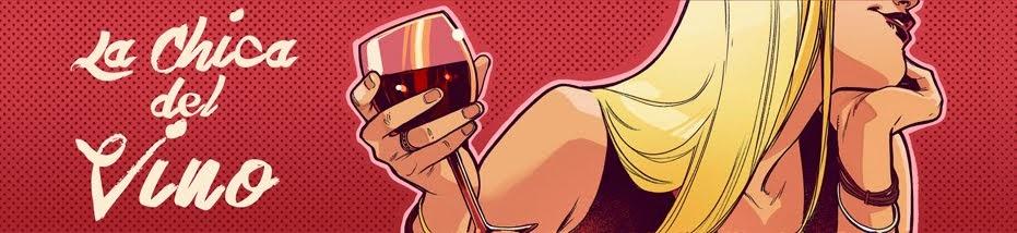 La chica del vino