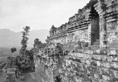 Penemuan dan sejarah Candi Borobudur