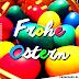 Życzenia wielkanocne po niemiecku dla rodziny na FB / gotowe życzenia na Wielkanoc obrazki na Facebooka dla przyjaciela - Frohe Ostern / pisanki zdjęcia