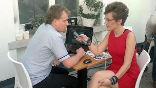 Wywiad dla Konferansjerki z Polskiego Radia Czwórka