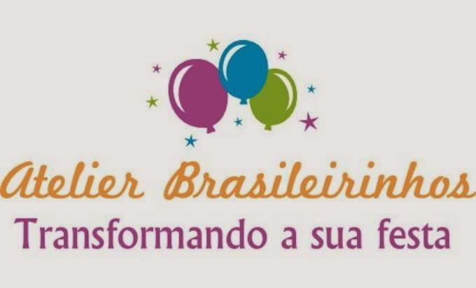 DECORAÇÃO ATELIER BRASILEIRINHOS