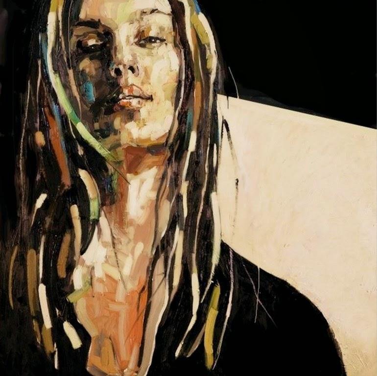 rostros-mujeres-pintura-espatula