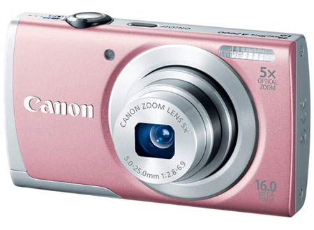Review Kamera Canon Powershot A2600