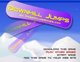 Jogar Online Downhill Jumps
