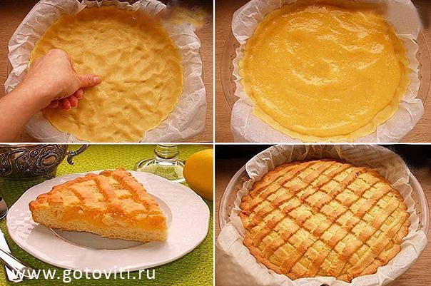 Лимонная начинка рецепт фото