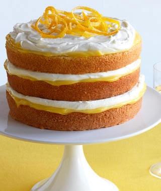 Lemon Yoghurt Cake Uk