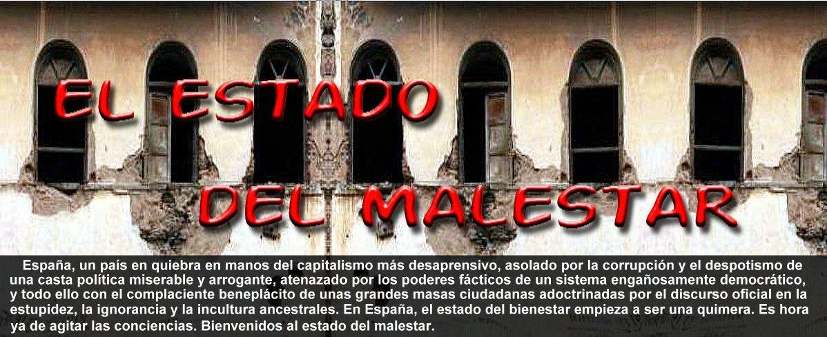 EL ESTADO DEL MALESTAR