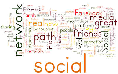 new social networking sites