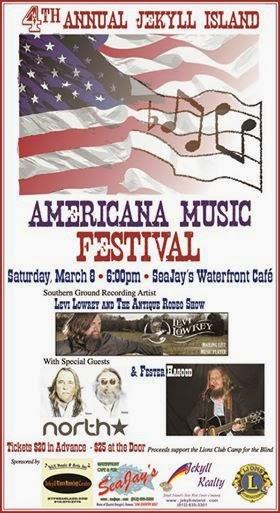 4th Annual Jekyll Island Americana Music Festival