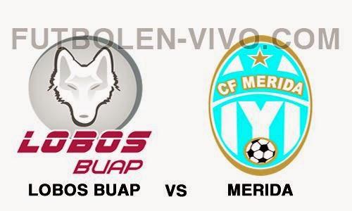 Lobos BUAP vs Merida