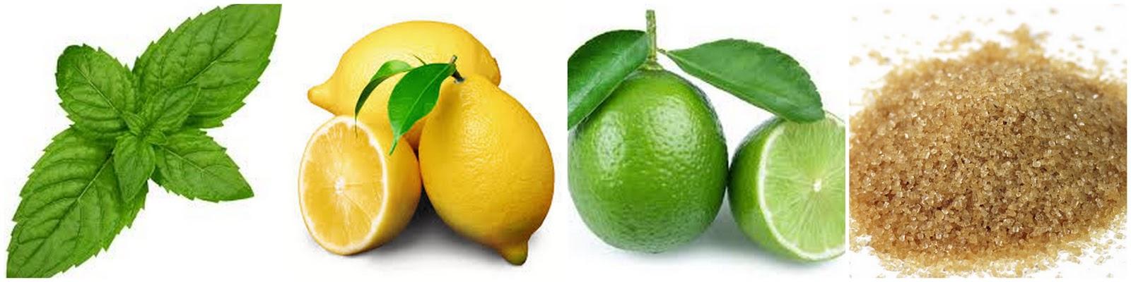 Ninelly: Рецепты лимонадов. Домашний лимонад с лаймом и мятой