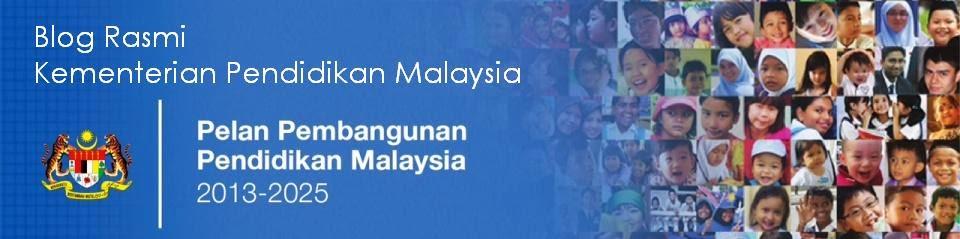 Blog Rasmi Kementerian Pendidikan Malaysia