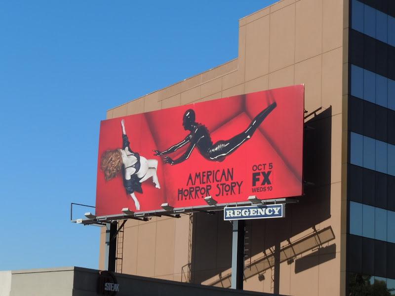 American Horror Story FX billboard