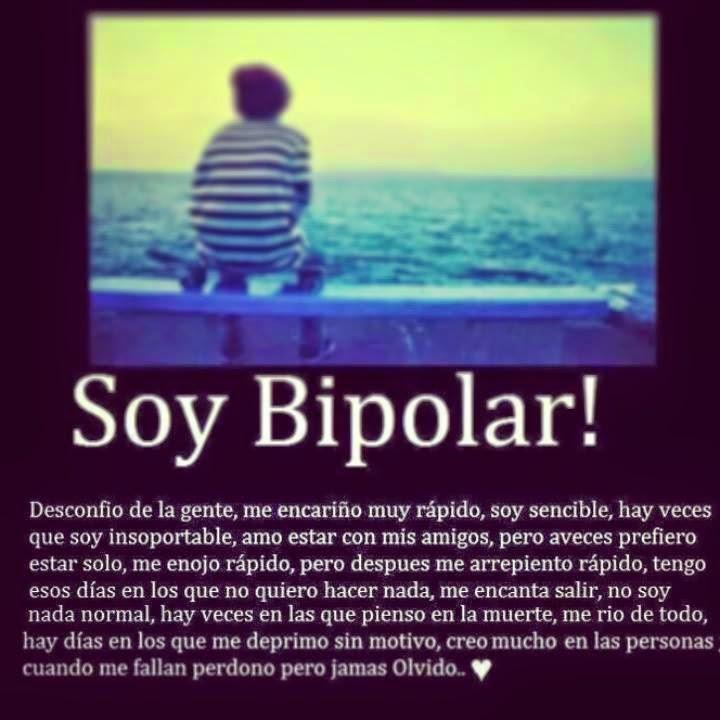 Que quiere decir bipolar