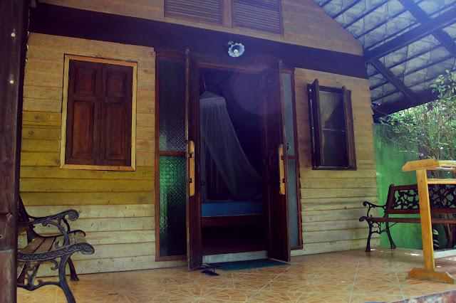 In Touch resort Ko Tao