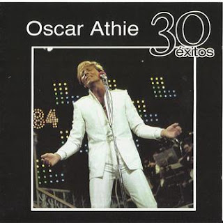 Pop oscar athie 30 exitos 2 cds jarochos net for Jardin prohibido acordes