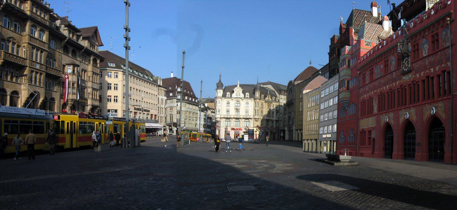 Sb Marktplatz Basel