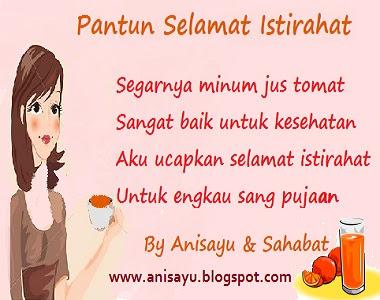 Puisi Cinta Anisayu