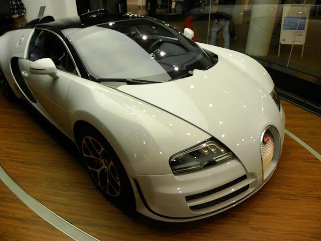 Bugatti Veron Berlin